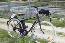 Free Bicycle, Road Bicycle, Bicycle Wheel, Bicycle Frame Stock Images - 118154074