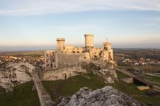 Free Historic Site, Sky, Castle, Fortification Stock Photography - 118154172