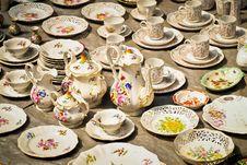Free Porcelain, Dishware, Tableware, Ceramic Stock Photos - 118155263