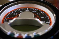 Free Gauge, Speedometer, Tachometer, Measuring Instrument Royalty Free Stock Image - 118155586
