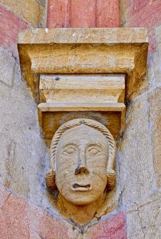 Free Stone Carving, Carving, Sculpture, Head Stock Photos - 118155653