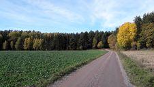 Free Road, Field, Path, Tree Royalty Free Stock Photo - 118155715