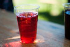 Free Drink, Non Alcoholic Beverage, Tinto De Verano, Juice Stock Photo - 118155800