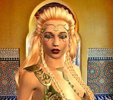 Free Forehead, Organ, Cg Artwork, Mythology Royalty Free Stock Image - 118155926