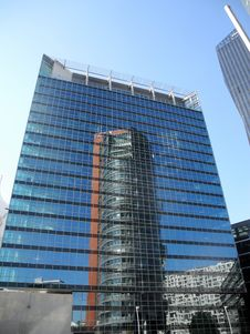Free Skyscraper, Building, Metropolitan Area, Commercial Building Stock Images - 118241624