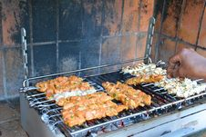 Free Grilling, Barbecue, Barbecue Grill, Meat Stock Photography - 118241982