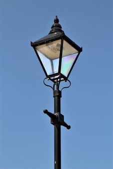 Free Light Fixture, Street Light, Sky, Lighting Stock Images - 118242224