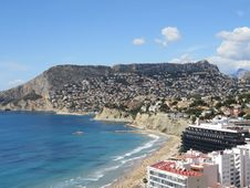 Free Coast, Sea, Sky, Coastal And Oceanic Landforms Stock Image - 118242741