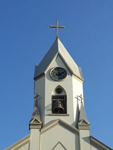 Free Sky, Church Bell, Steeple, Building Stock Photography - 118242742