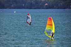 Free Windsurfing, Water, Surfing Equipment And Supplies, Wind Stock Images - 118325814