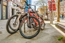 Free Land Vehicle, Bicycle, Road Bicycle, Mountain Bike Stock Photo - 118325900