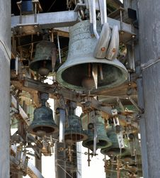Free Bell, Church Bell, Carillon, Industry Stock Photography - 118430022