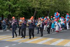 Free Crowd, Marching, Parade, Event Royalty Free Stock Photos - 118430468