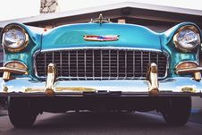 Free Stainless Steel Car Bumper Stock Images - 118464564
