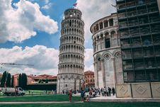 Free Leaning Tower Of Pisa, Italy Stock Photo - 118464760