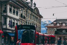 Free Tram Stock Image - 118464781