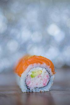 Free Close-up Photography Of Sushi Royalty Free Stock Photos - 118546138