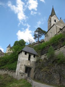 Free Sky, Castle, Medieval Architecture, Building Royalty Free Stock Photography - 118778777