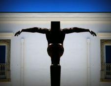 Free Religious Item, Crucifix, Cross, Sky Royalty Free Stock Photos - 118779018