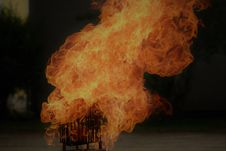 Free Flame, Fire, Heat, Gas Flare Stock Photography - 118779062