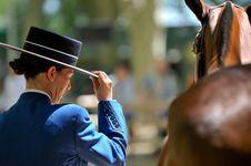 Free Horse, Horse Like Mammal, Jockey, Horse Tack Royalty Free Stock Photos - 118779308