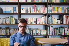 Free Library, Public Library, Bookselling, Bookcase Royalty Free Stock Image - 118779396