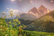 Free Nature, Mountainous Landforms, Mount Scenery, Mountain Royalty Free Stock Photo - 118779545