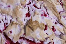 Free Whipped Cream, Food, Pavlova, Petal Stock Images - 118779554