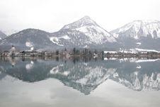Free Reflection, Lake, Winter, Sky Royalty Free Stock Image - 118779606