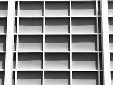 Free Shelving, Furniture, Shelf, Black And White Stock Photography - 118779632
