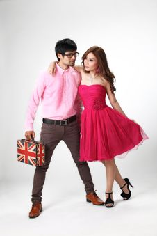 Free Pink, Fashion Model, Shoulder, Fashion Stock Image - 118779761