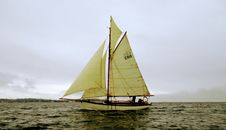 Free Sail, Sailboat, Water Transportation, Yawl Royalty Free Stock Image - 118779996