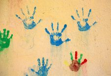 Free Art, Organism, Hand, Child Art Stock Photography - 118780032