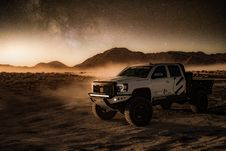 Free 4x4, Desert, Dust Royalty Free Stock Photography - 118849427