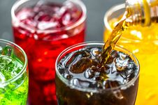 Free Beverages, Cold, Colorful Royalty Free Stock Images - 118849549