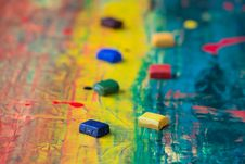 Free Abstract, Art, Painting Stock Photography - 118849592