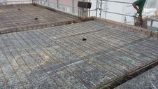 Free Reinforced Concrete, Floor, Brickwork, Composite Material Stock Photography - 118871412