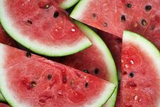 Free Watermelon, Melon, Fruit, Cucumber Gourd And Melon Family Royalty Free Stock Image - 118871446