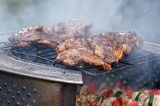 Free Grilling, Meat, Barbecue, Roasting Stock Images - 118871494