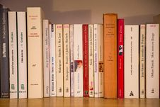 Free Shelving, Book, Shelf, Bookcase Stock Image - 118871641