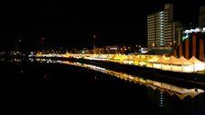 Free Night, Reflection, City, Cityscape Royalty Free Stock Photography - 118872007