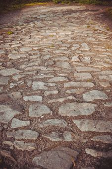 Free Cobblestone, Road Surface, Soil, Wall Royalty Free Stock Photo - 118872035
