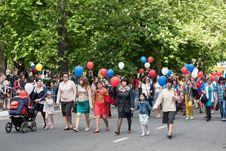 Free Crowd, Public Space, Festival, Community Stock Images - 118872084