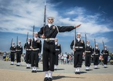 Free Bagpipes, Marching, Cornamuse, Air Force Stock Photography - 118872112