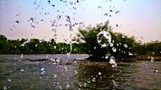 Free Water, Water Resources, Sky, Reflection Royalty Free Stock Image - 118872476