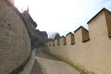 Free Historic Site, Fortification, Wall, Medieval Architecture Royalty Free Stock Image - 118872526