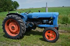 Free Tractor, Agricultural Machinery, Vehicle, Motor Vehicle Royalty Free Stock Image - 118872536