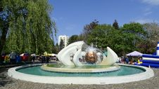 Free Leisure, Fountain, Water Feature, Water Stock Photography - 118872552