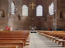 Free Place Of Worship, Church, Aisle, Building Royalty Free Stock Images - 118872639
