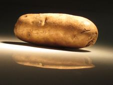 Free Root Vegetable, Potato, Russet Burbank Potato Stock Photos - 118940353